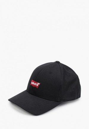 Бейсболка Levis® Levi's®. Цвет: черный