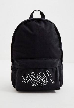 Рюкзак MSGM. Цвет: черный