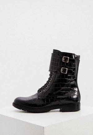 Ботинки Fratelli Rossetti One. Цвет: черный