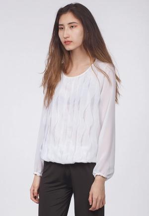 Блуза Omero. Цвет: белый
