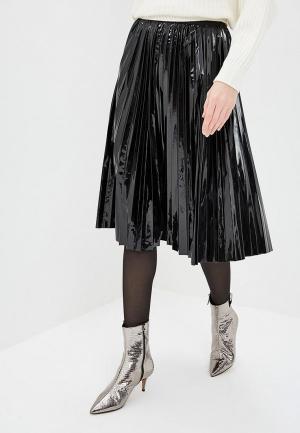 Юбка Max&Co. Цвет: черный