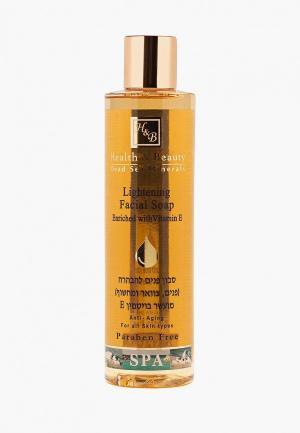 Мыло для лица Health & Beauty. Цвет: оранжевый