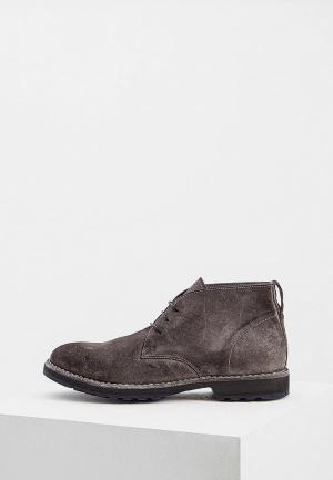 Ботинки Moma. Цвет: серый