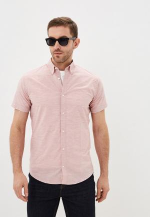 Рубашка Jack & Jones. Цвет: розовый