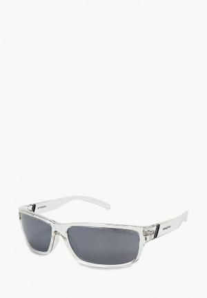 Очки солнцезащитные Arnette. Цвет: прозрачный