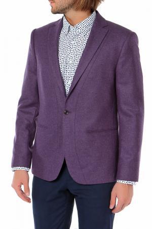 Пиджак MONDIGO. Цвет: фиолетовый