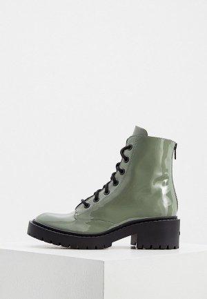 Ботинки Kenzo. Цвет: зеленый