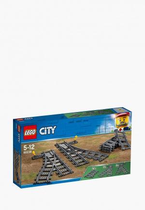 Элементы LEGO. Цвет: серый
