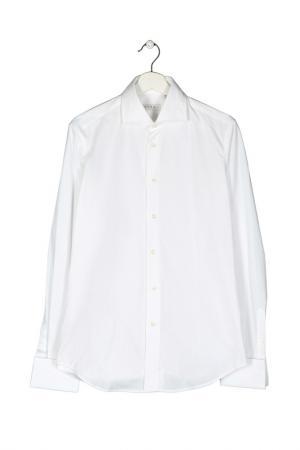Сорочка ROSSI. Цвет: белый