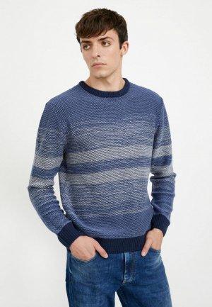 Джемпер Finn Flare. Цвет: синий