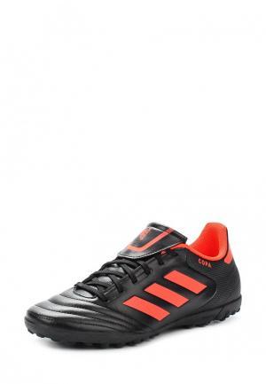 Ботинки adidas. Цвет: черный