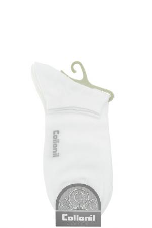 Носки COLLONIL. Цвет: белый