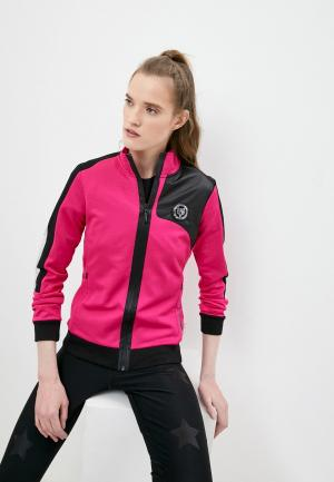 Олимпийка Plein Sport. Цвет: розовый