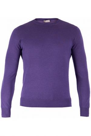Джемпер COLOMBO. Цвет: фиолетовый