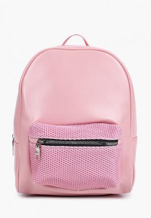 Рюкзак Grand Style. Цвет: розовый