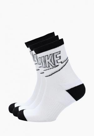 Комплект Nike. Цвет: белый