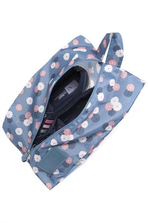 Чехол для обуви HOMSU. Цвет: голубой
