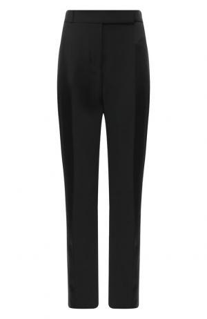 Шерстяные брюки со стрелками Haider Ackermann. Цвет: черный