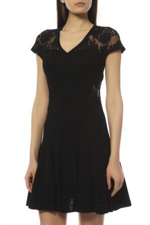 Платье LIL POUR LAUTRE L'AUTRE. Цвет: черный