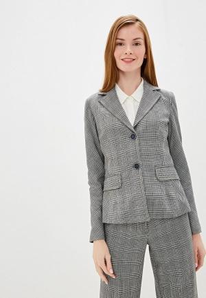 Пиджак Camomilla Italia. Цвет: серый