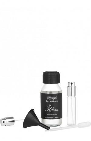 Парфюмерная вода Straight To Heaven White Cristal refill Kilian. Цвет: бесцветный