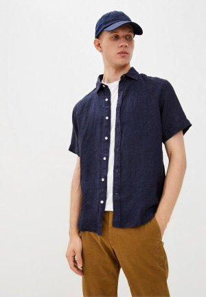Рубашка Banana Republic. Цвет: синий