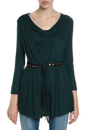 Блуза Apart. Цвет: зеленый