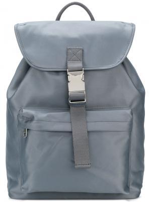 Рюкзак с передним карманом A.P.C.. Цвет: синий
