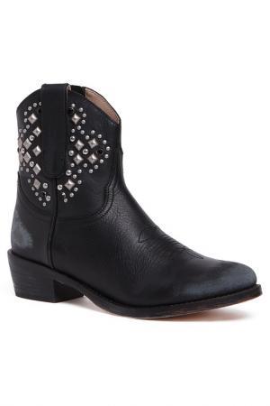 Boots BAGATT. Цвет: black