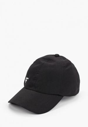 Бейсболка 4F. Цвет: черный