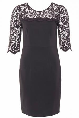 Платье DEXTERIOR D'EXTERIOR. Цвет: черный
