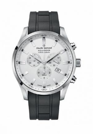 Часы Claude Bernard. Цвет: серый