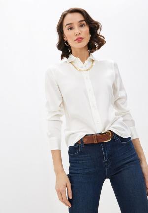 Блуза Polo Ralph Lauren. Цвет: бежевый