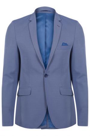 Blazer man GIORGIO DI MARE. Цвет: blue