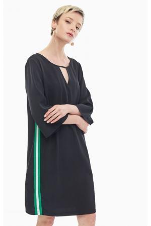 Платье KOCCA. Цвет: черный