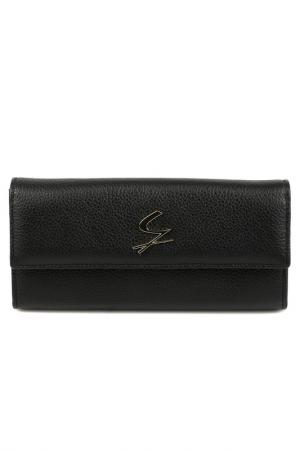 Wallet GATTINONI. Цвет: черный