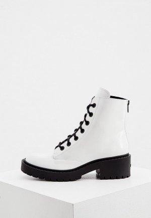 Ботинки Kenzo. Цвет: белый