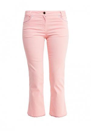 Брюки Tricot Chic. Цвет: розовый