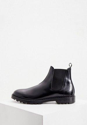 Ботинки Premiata. Цвет: черный