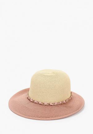 Шляпа Fabretti. Цвет: разноцветный