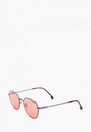 Очки солнцезащитные Carrera. Цвет: розовый