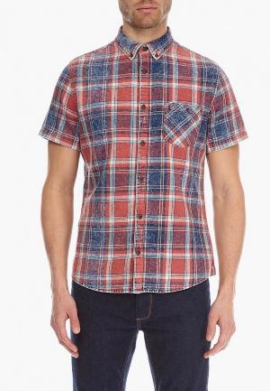 Рубашка Burton Menswear London. Цвет: разноцветный