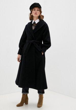 Пальто LAutre Chose L'Autre. Цвет: синий