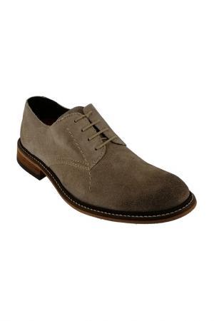 Ботинки FLY LONDON. Цвет: серый