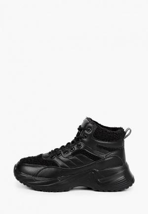 Кроссовки Covani. Цвет: черный