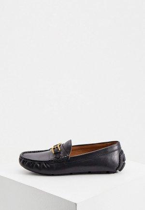 Мокасины Polo Ralph Lauren. Цвет: черный