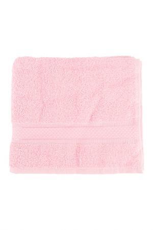 Полотенце махровое, 50х85 см BRIELLE. Цвет: розовый