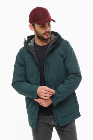 Куртка DIDRIKSONS. Цвет: бирюзовый