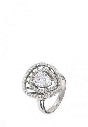 Кольцо Merelani. Цвет: серебряный