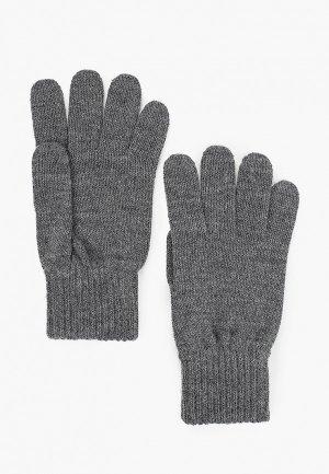 Перчатки Replay. Цвет: серый